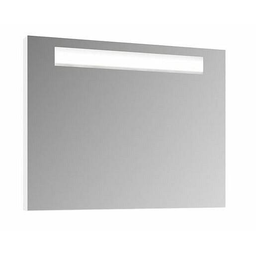 Zrcadlo s osvětlením Ravak Classic 80x55 cm bílá X000000354
