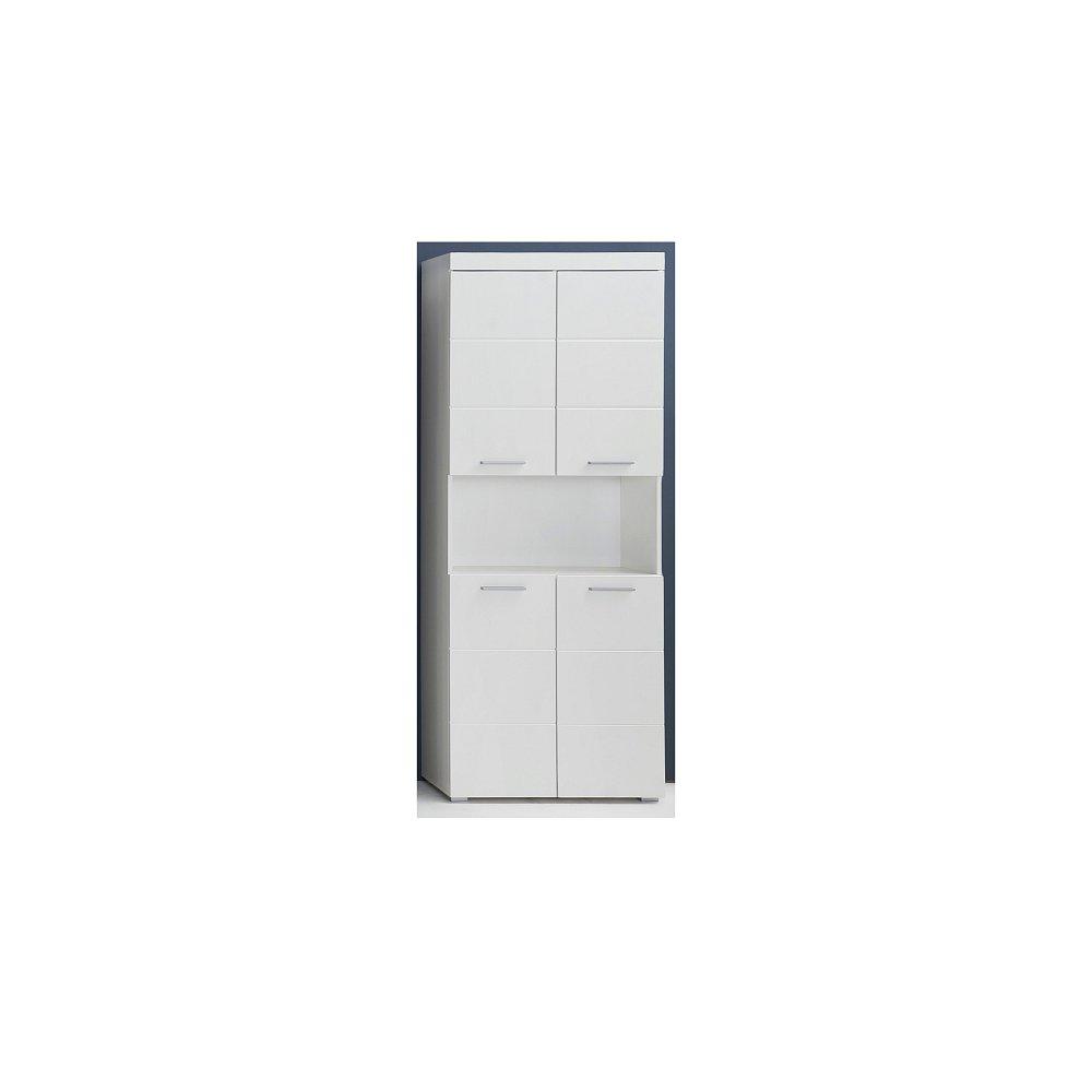 Sconto Koupelnová vysoká skříň AMANDA