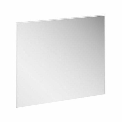 Zrcadlo Ravak Ring 80x70 cm bílá X000000775