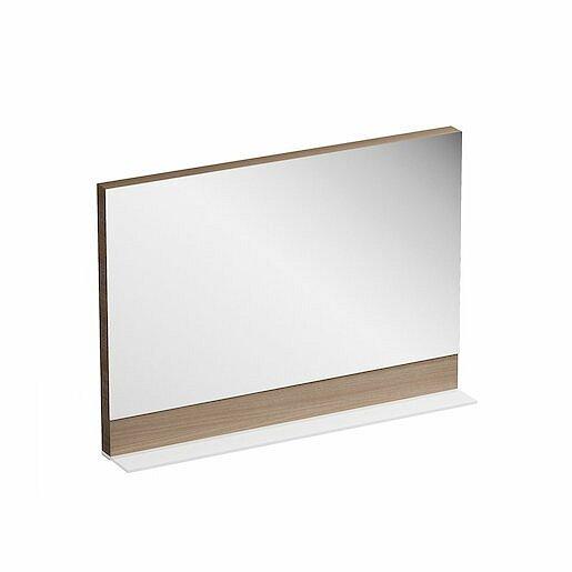 Zrcadlo Ravak Formy 80x71 cm ořech X000001049