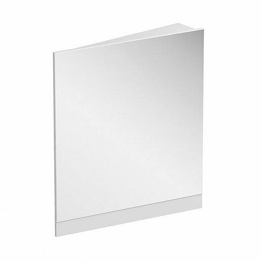 Zrcadlo Ravak 10° 65x75 cm bílá X000001079