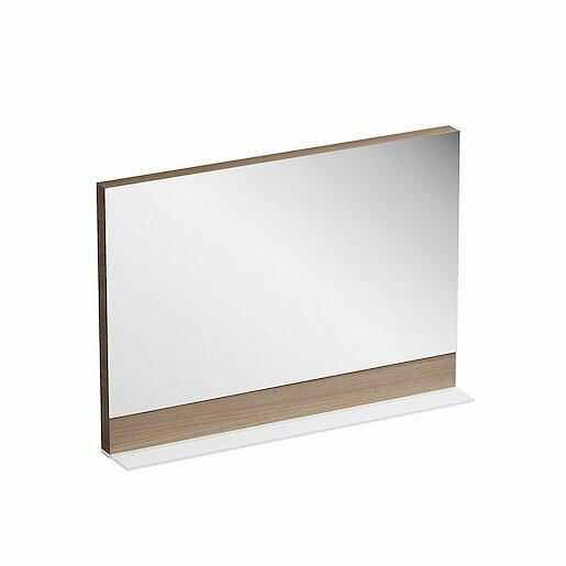 Zrcadlo Ravak Formy 100x71 cm ořech X000001050