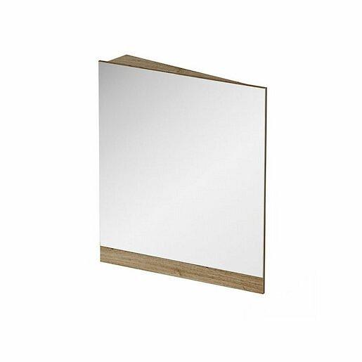 Zrcadlo Ravak 10° 55x75 cm ořech X000001072