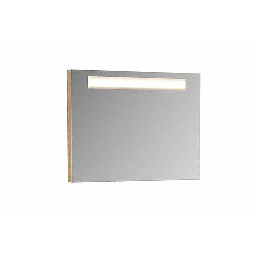 Zrcadlo s osvětlením Ravak Classic 60x55 cm cappuccino X000000953