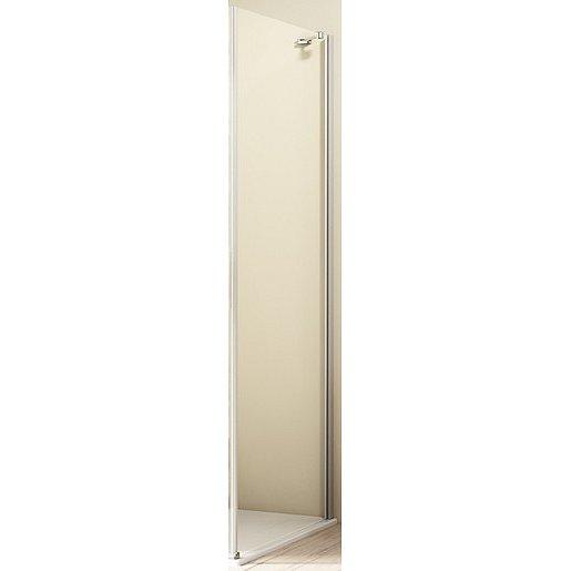 Boční zástěna ke sprchovým dveřím 100x190 cm Huppe Design Elegance chrom lesklý 8E1005.092.321