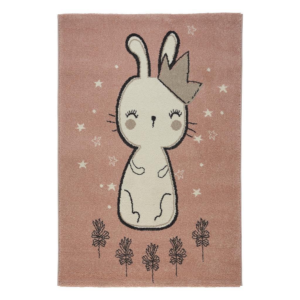 Dětský Koberec Bunny 2