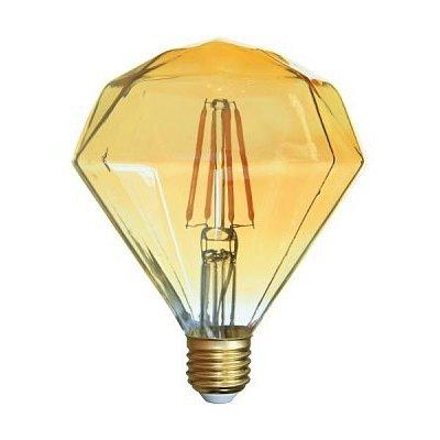 Žárovka LED E27 4W DA108, FILAMENT CRYSTAL