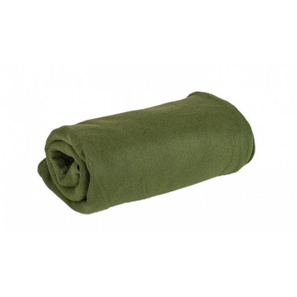 Fleecová deka DF06 (150x200 cm, zelená)