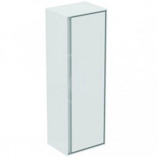 Koupelnová skříňka vysoká Ideal Standard Connect Air 40x30x120 cm bílá lesk/bílá mat E0834B2