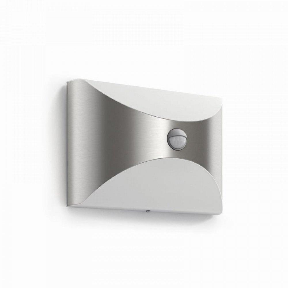 Svítidlo LED s čidlem pohybu Philips Herb, 6 W, 2 700 K
