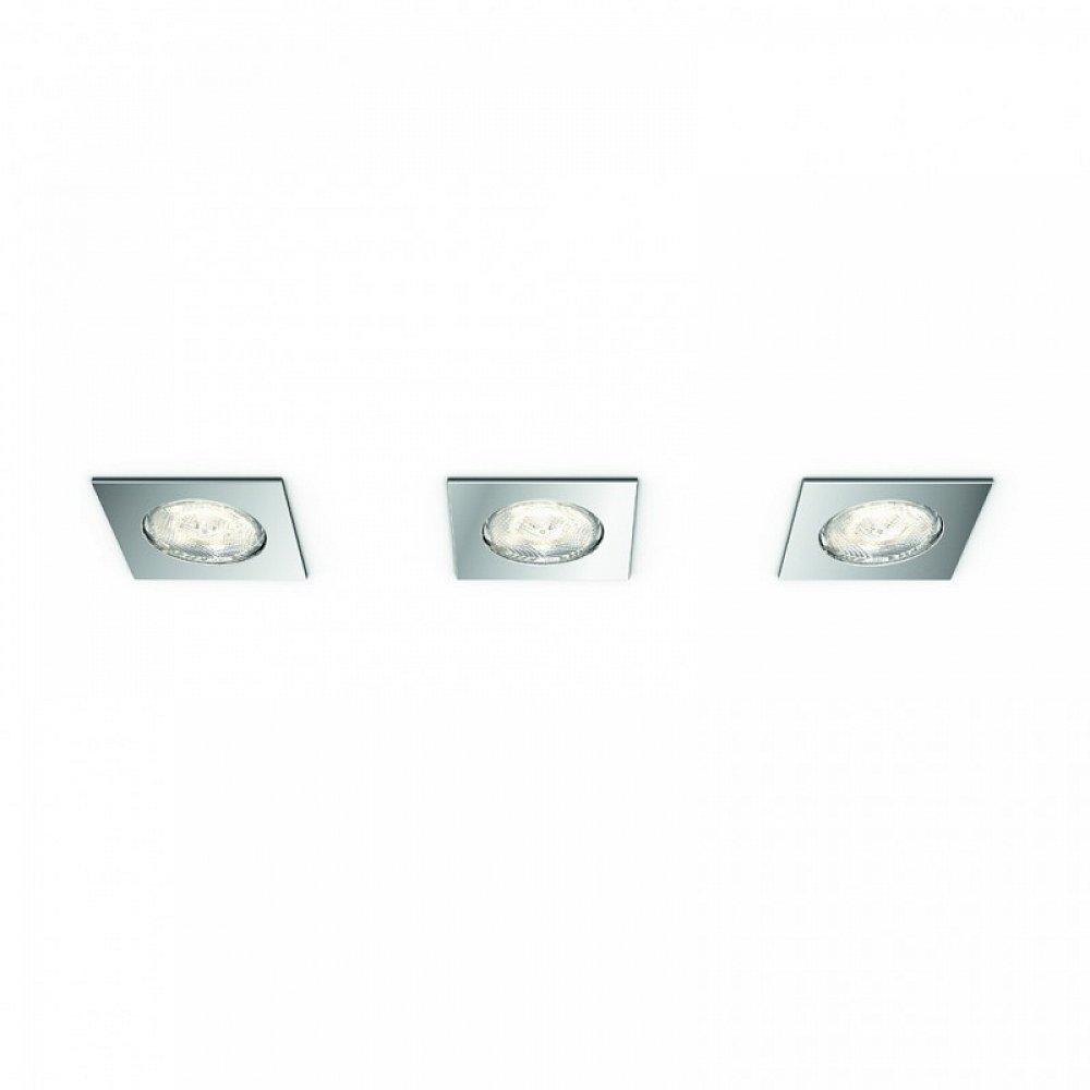 Svítidlo LED Philips Dreaminess set 3 ks, 3× 4,5 W, 2 700 K