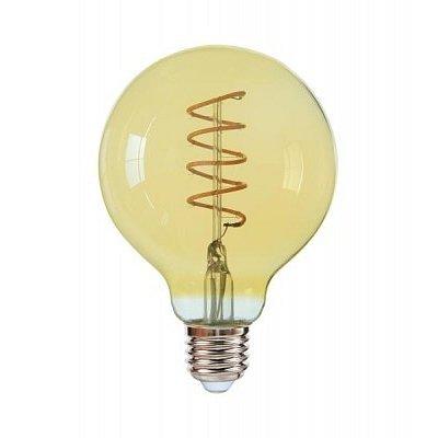 Žárovka LED E27 4W G95, FILAMENT GOLDIE