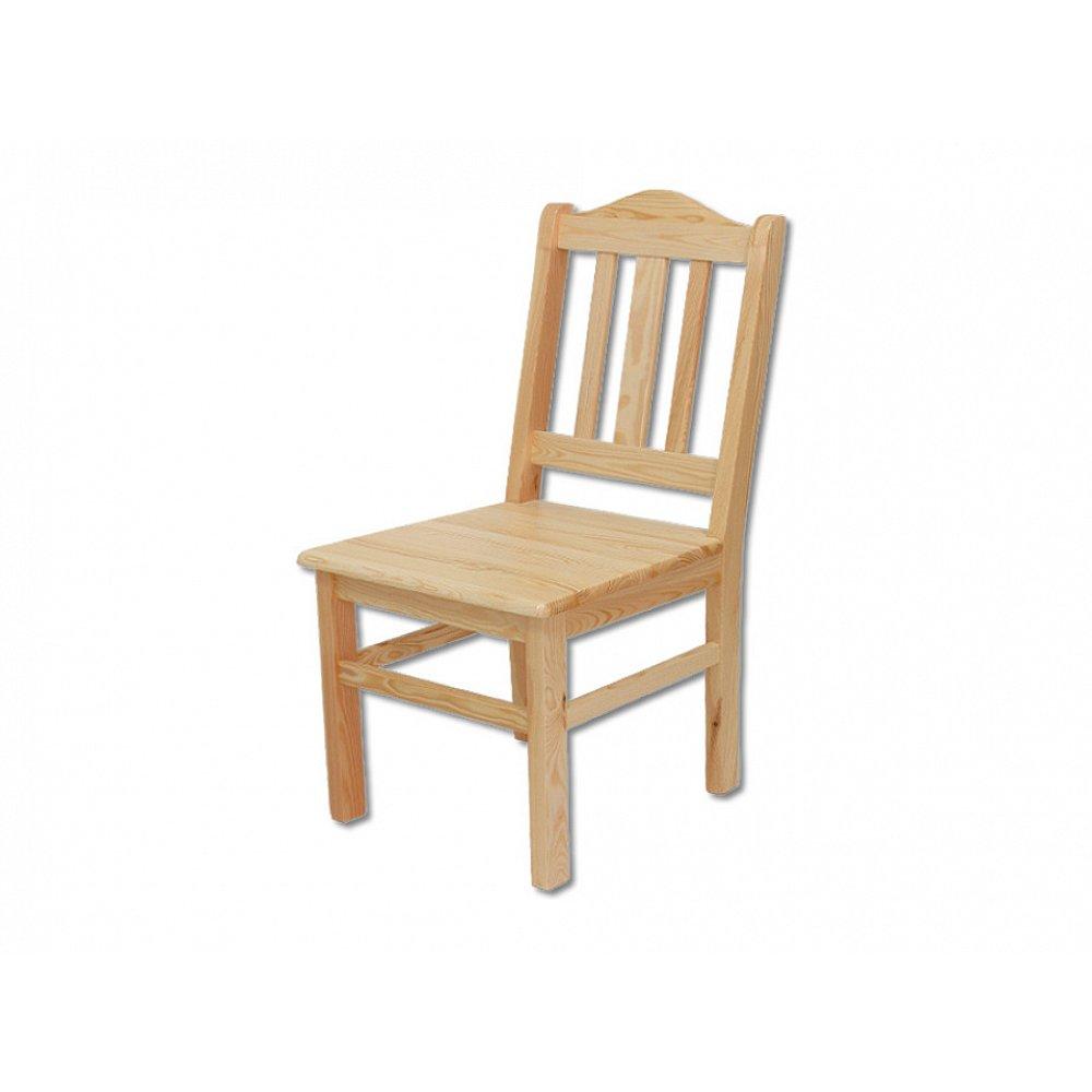 Jídelní židle KT101, masiv borovice, moření: …