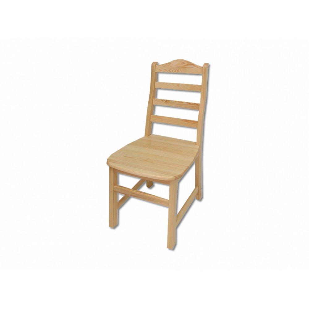 Jídelní židle KT109, masiv borovice, moření: …