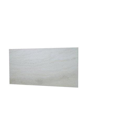 Topný panel Fenix 90x45 cm keramika krémová 5437131