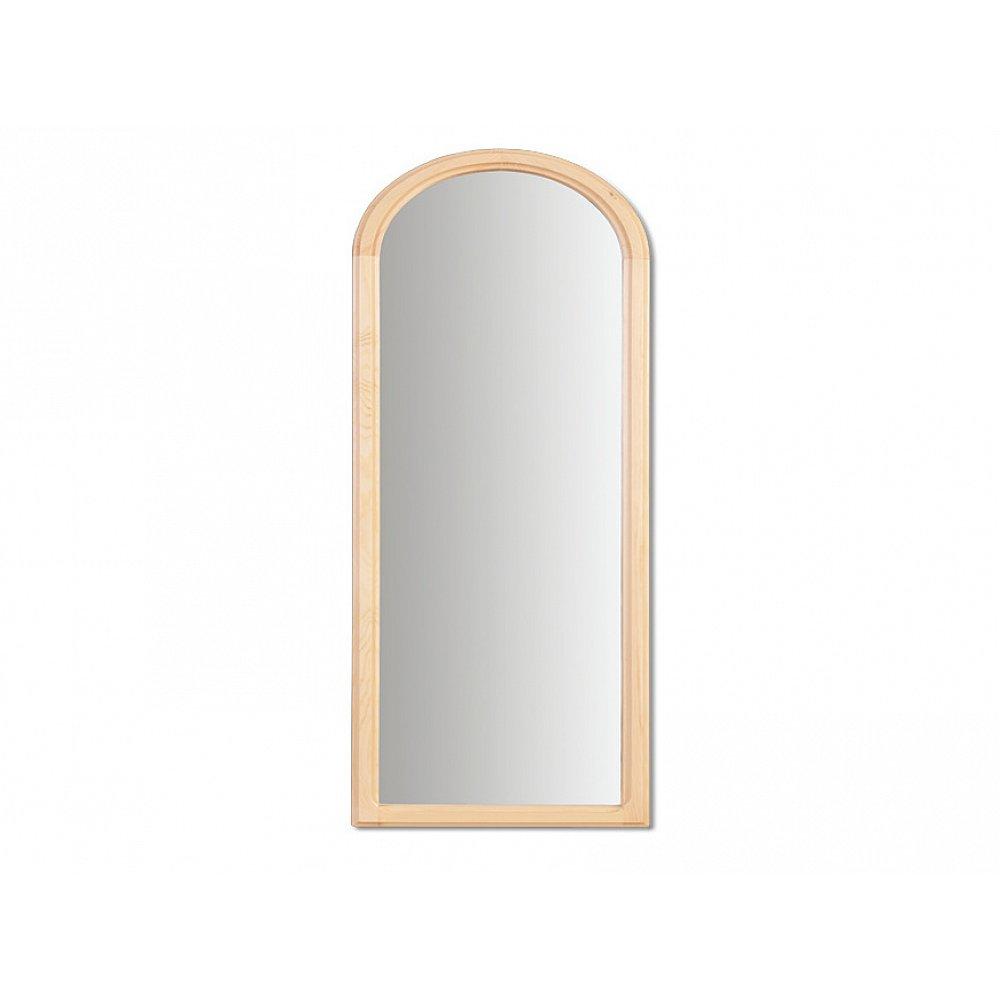 Zrcadlo LA108, masiv borovice, moření: …