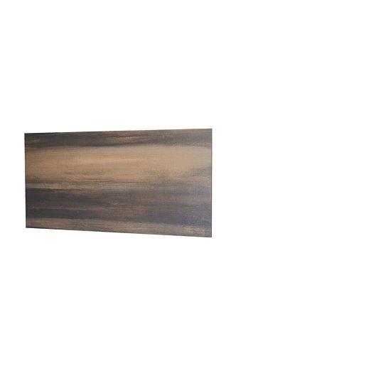 Topný panel Fenix 90x45 cm keramika hnědá 5437132