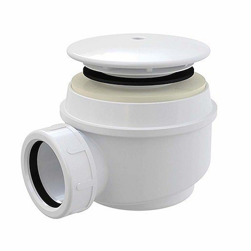 Roth Vaničkový sifon bílý plast 8100001