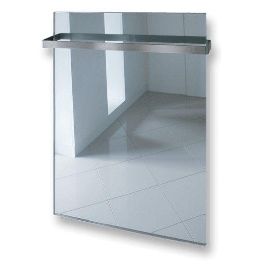 Topný panel Fenix 110x60 cm sklo zrcadlovina 5437726