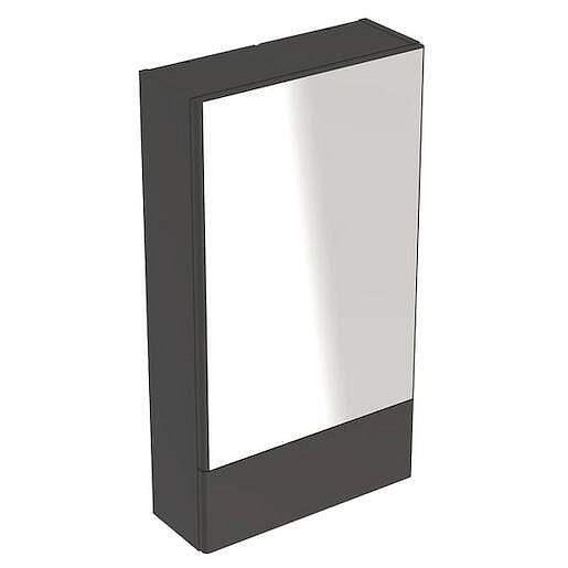 Zrcadlová skříňka Geberit Selnova 47x85 cm lakovaný láva 501.413.JK.1