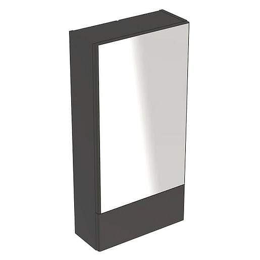Zrcadlová skříňka Geberit Selnova 41,8x85 cm lakovaný láva 501.412.JK.1