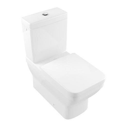 WC kombi pouze mísa stojící Villeroy & Boch Omnia Architectura vario odpad 568610R1