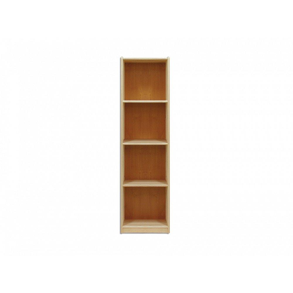 Knihovna KW130, masiv borovice, moření: …