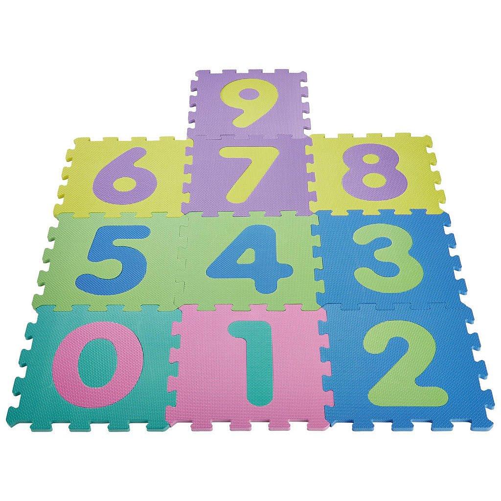 My Baby Lou Pěnové Puzzle Na Zem - Puzzle - 003072000104