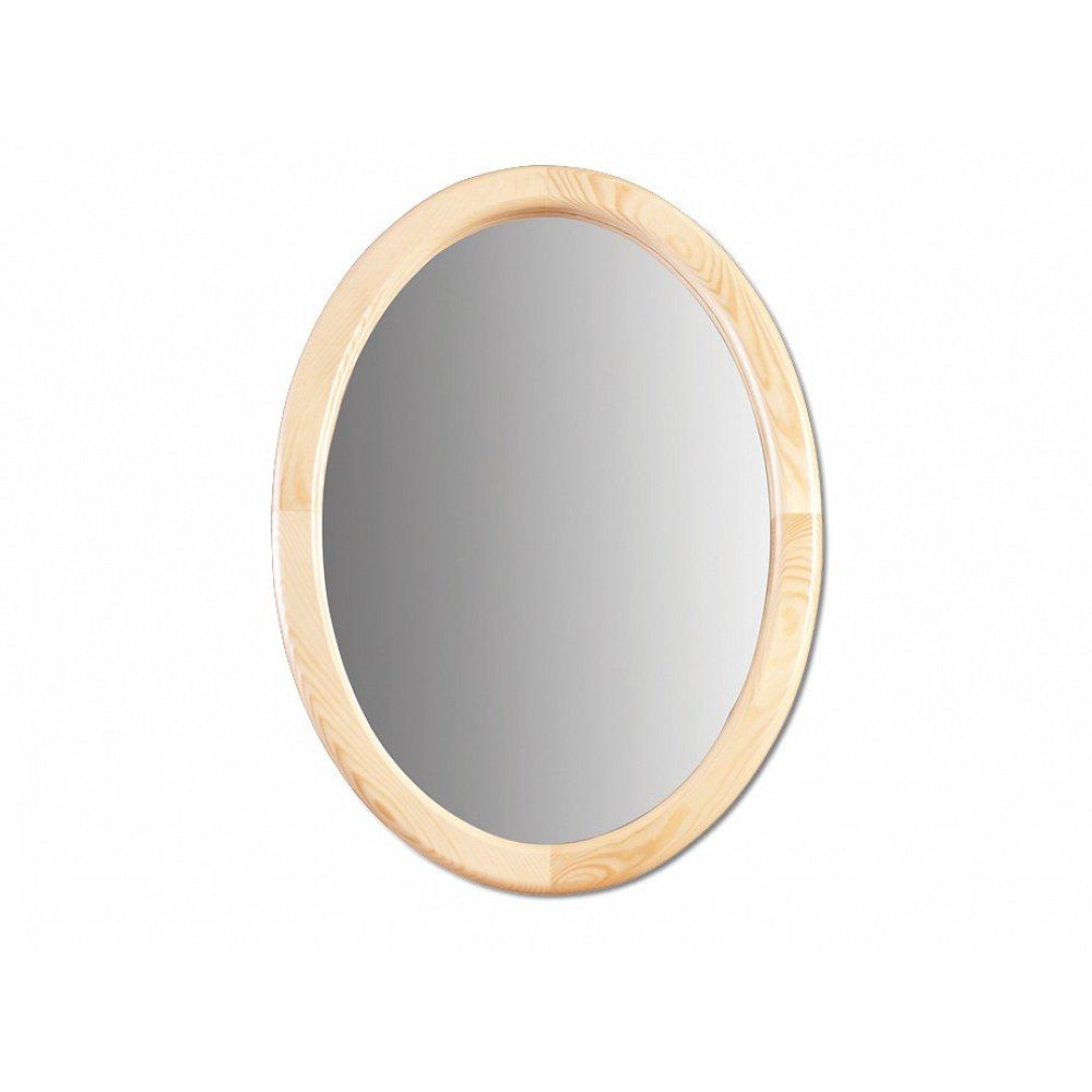 Zrcadlo LA110, masiv borovice, moření: …
