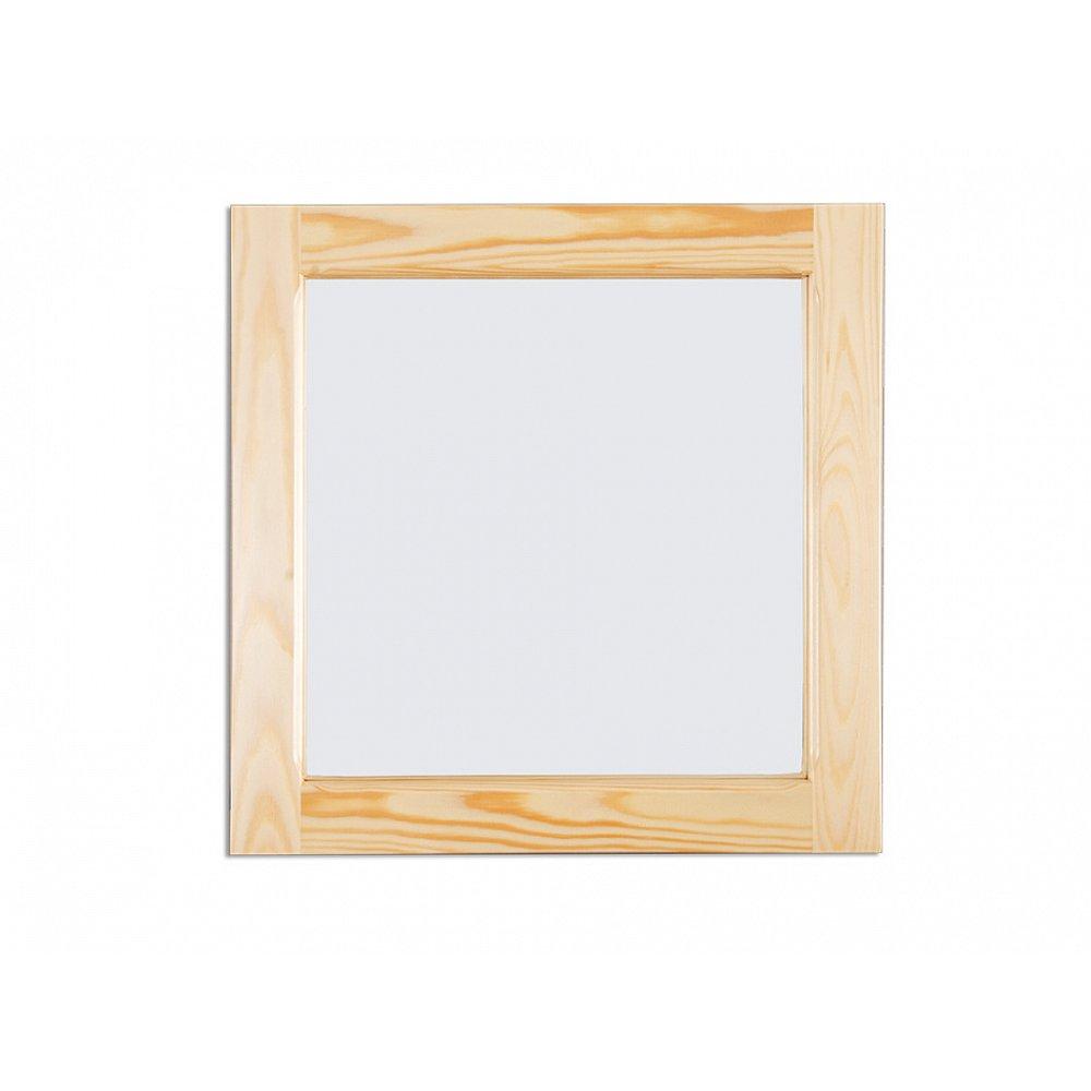 Zrcadlo LA115, masiv borovice, moření: …