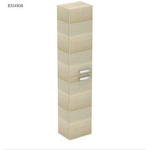 Koupelnová skříňka vysoká Ideal Standard Tempo 30x23,5x150 cm dub pískový E3243OS