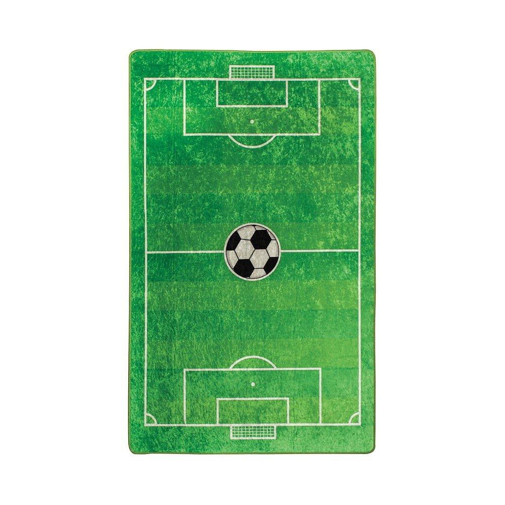 Dětský koberec Football, 140x190cm
