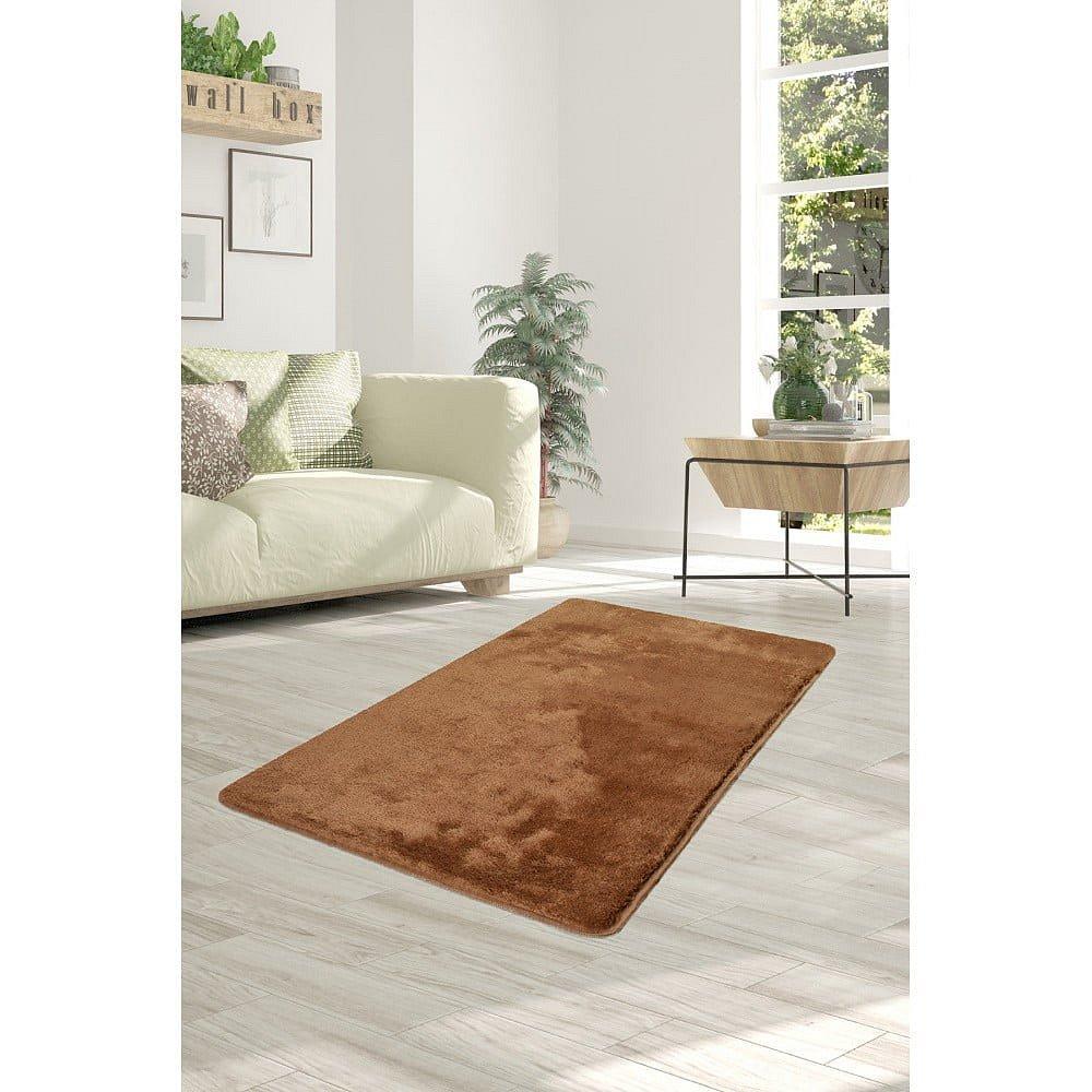 Béžový koberec Milano, 120x70cm