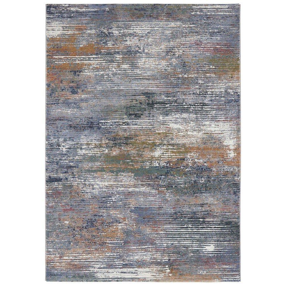 Šedo-hnědý koberec Elle Decor Arty Trappes, 200 x 290 cm