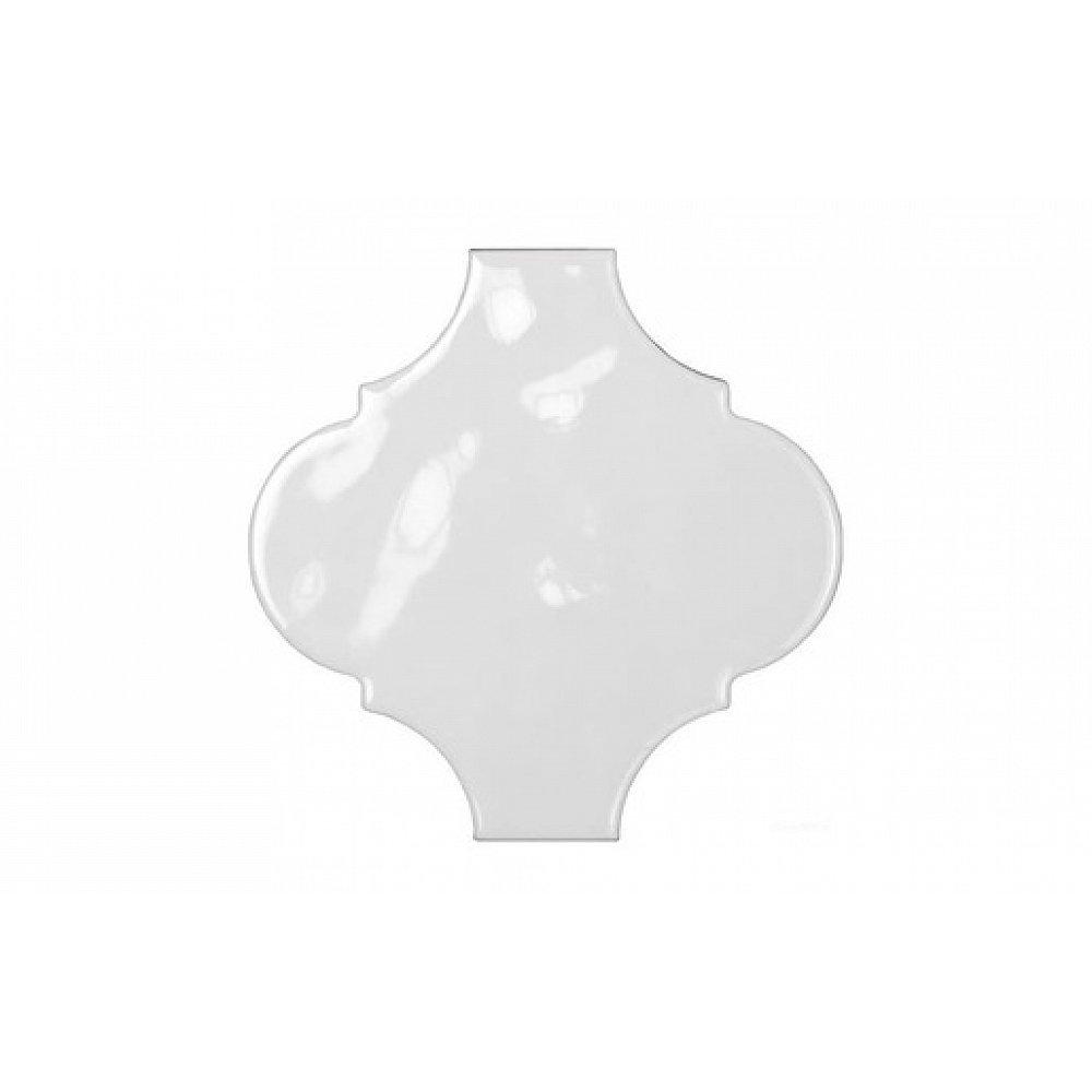 Dlažba Arabesque Silk Gesso 14,5x14,5 cm ARA1630