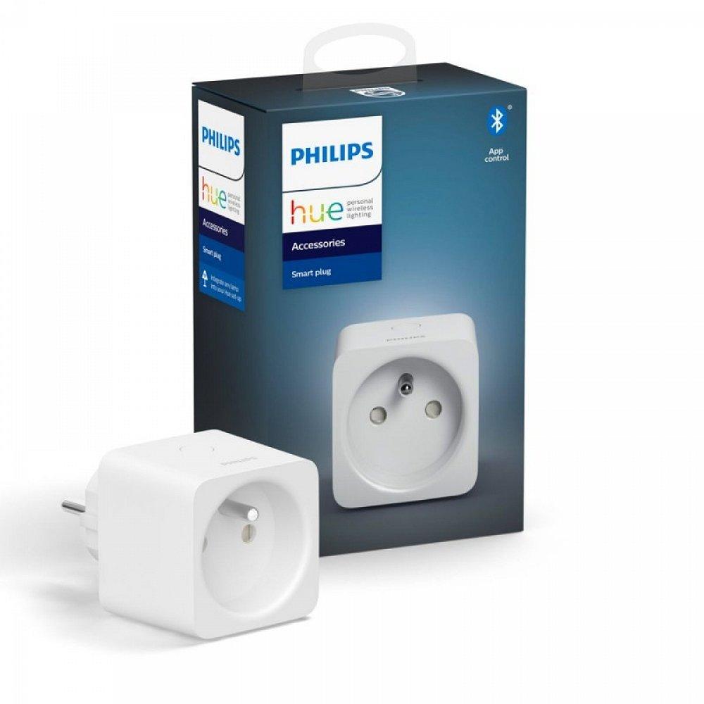 Zásuvka chytrá jednonásobná Philips Hue Bluetooth