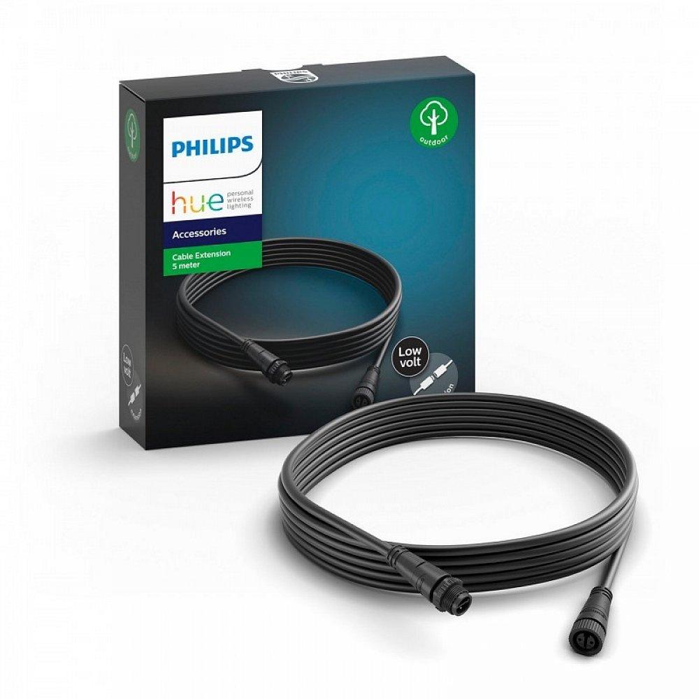 Kabel prodlužovací Philips Hue, 2,5 m, IP 67
