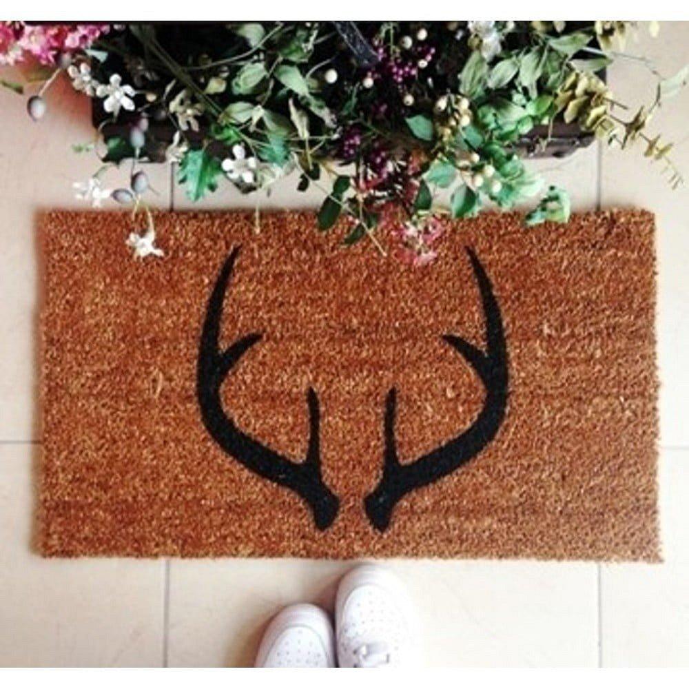 Rohožka Deer Horns, 70 x 40 cm