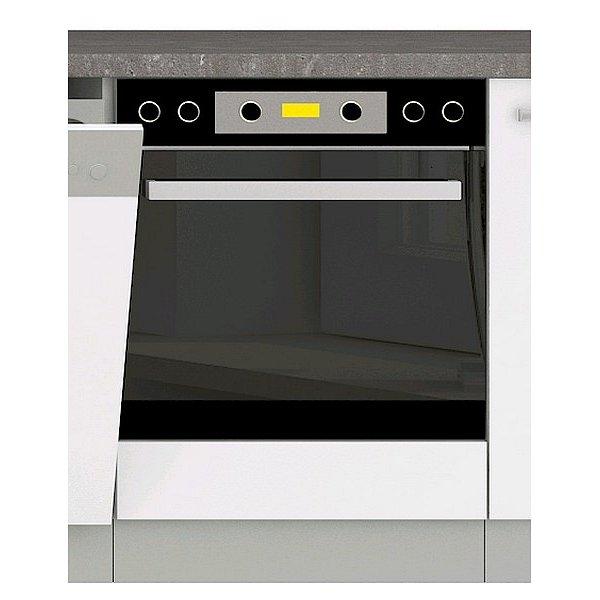 Kuchyňská skříňka pro vestavnou troubu Bianka 60DG, 60 cm
