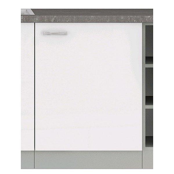 Dolní kuchyňská skříňka Bianka 60D, 60 cm