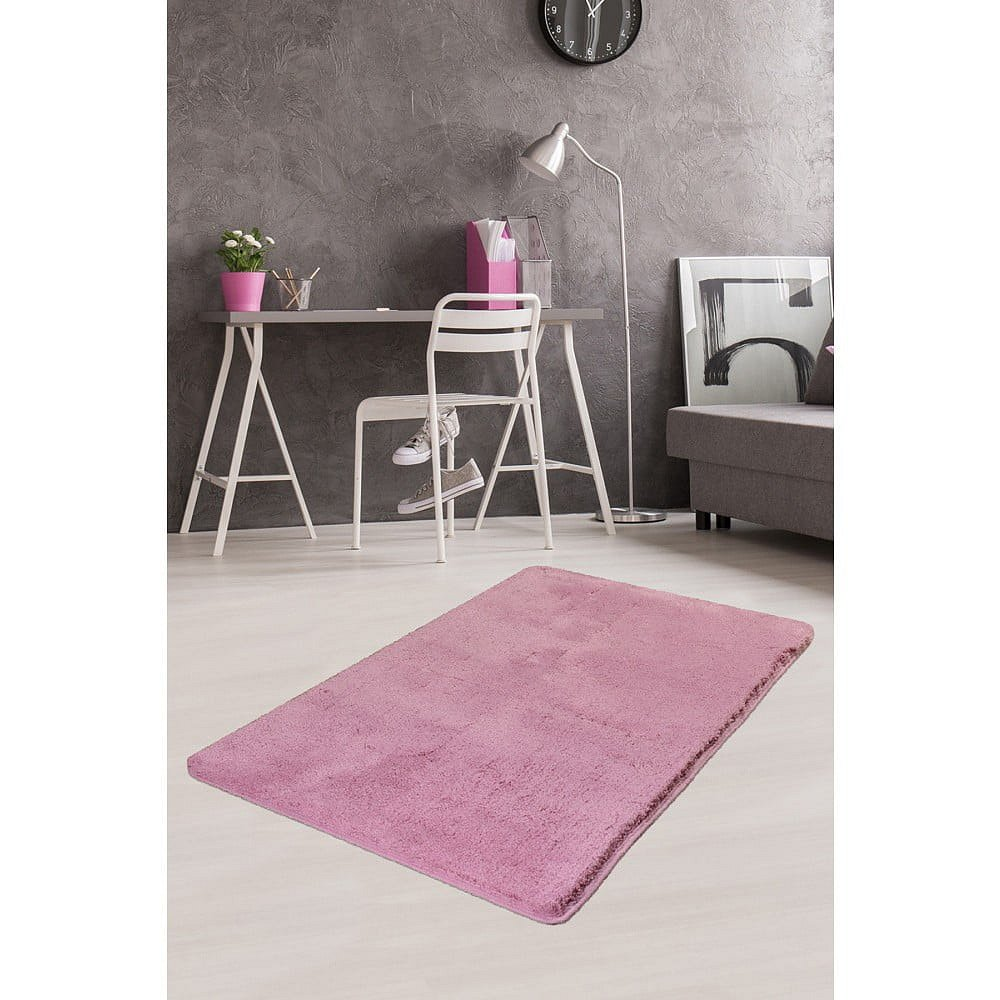 Světle fialový koberec Milano, 140x80cm
