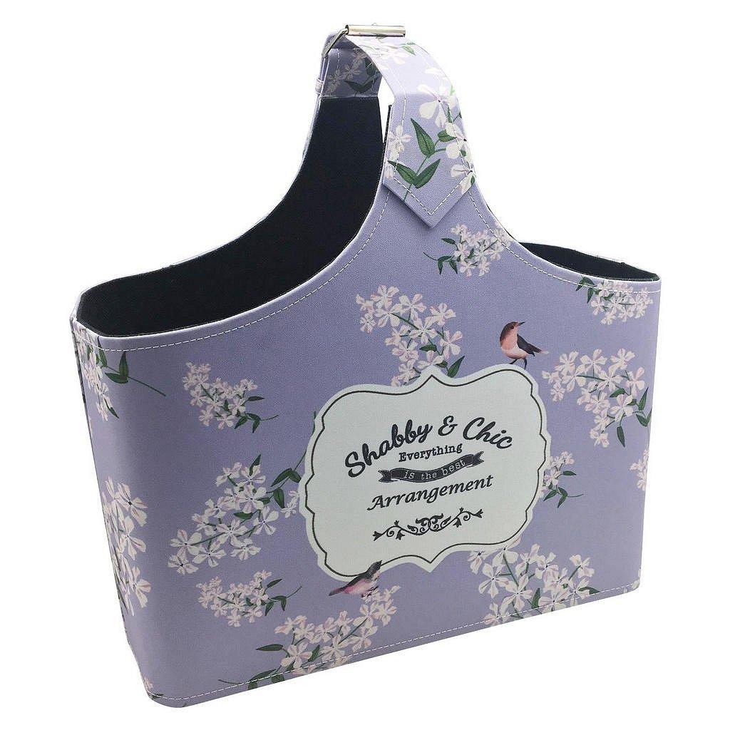 Ambia Home Box Na Časopisy, Vícebarevná - Stojany na noviny - 008527010302