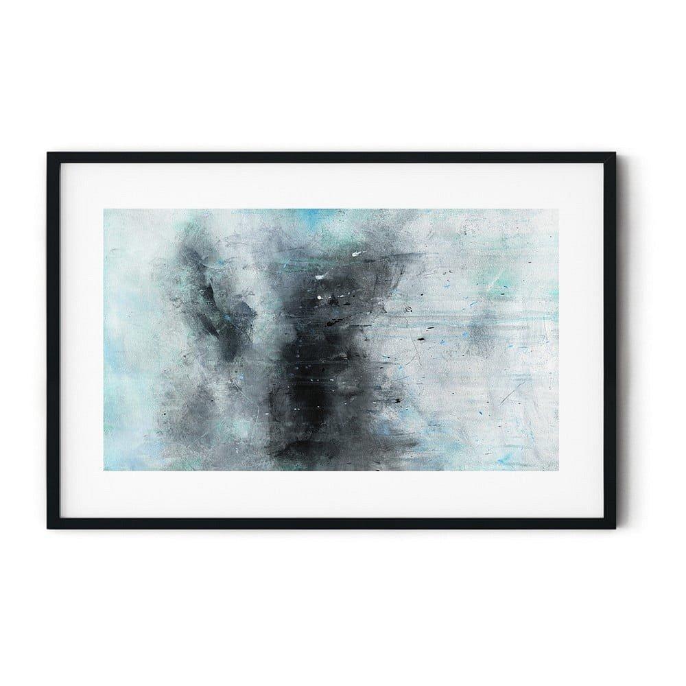 Plakát v rámu Insigne Gray,72x46cm