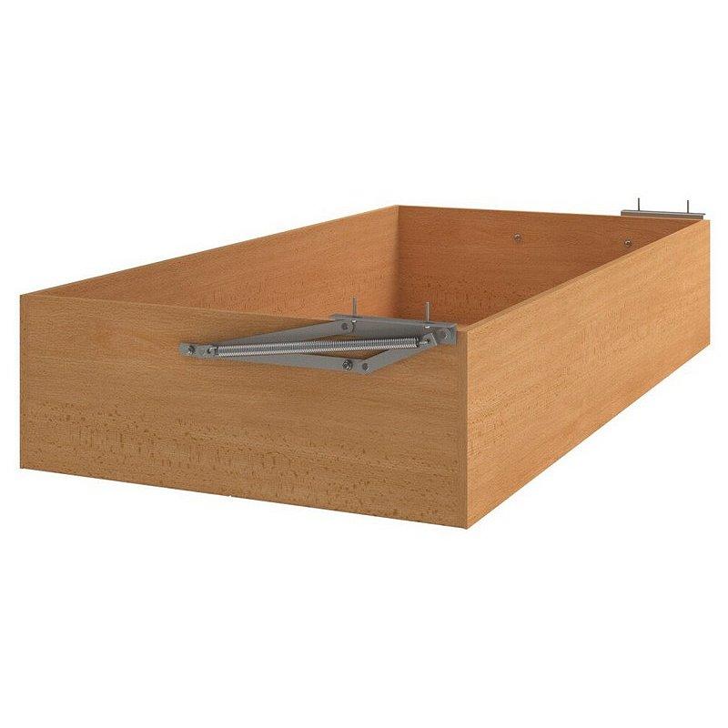 Úložný prostor pod postel Mega 90x200 cm, buk
