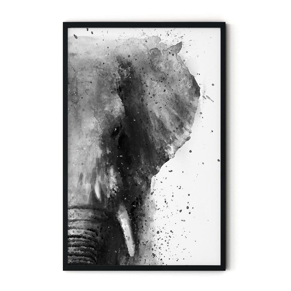 Plakát v rámu Insigne Elfa,46x72cm