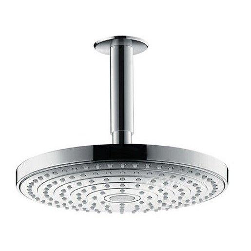 Hlavová sprcha Hansgrohe Raindance Select včetně sprchového ramena chrom 26467000
