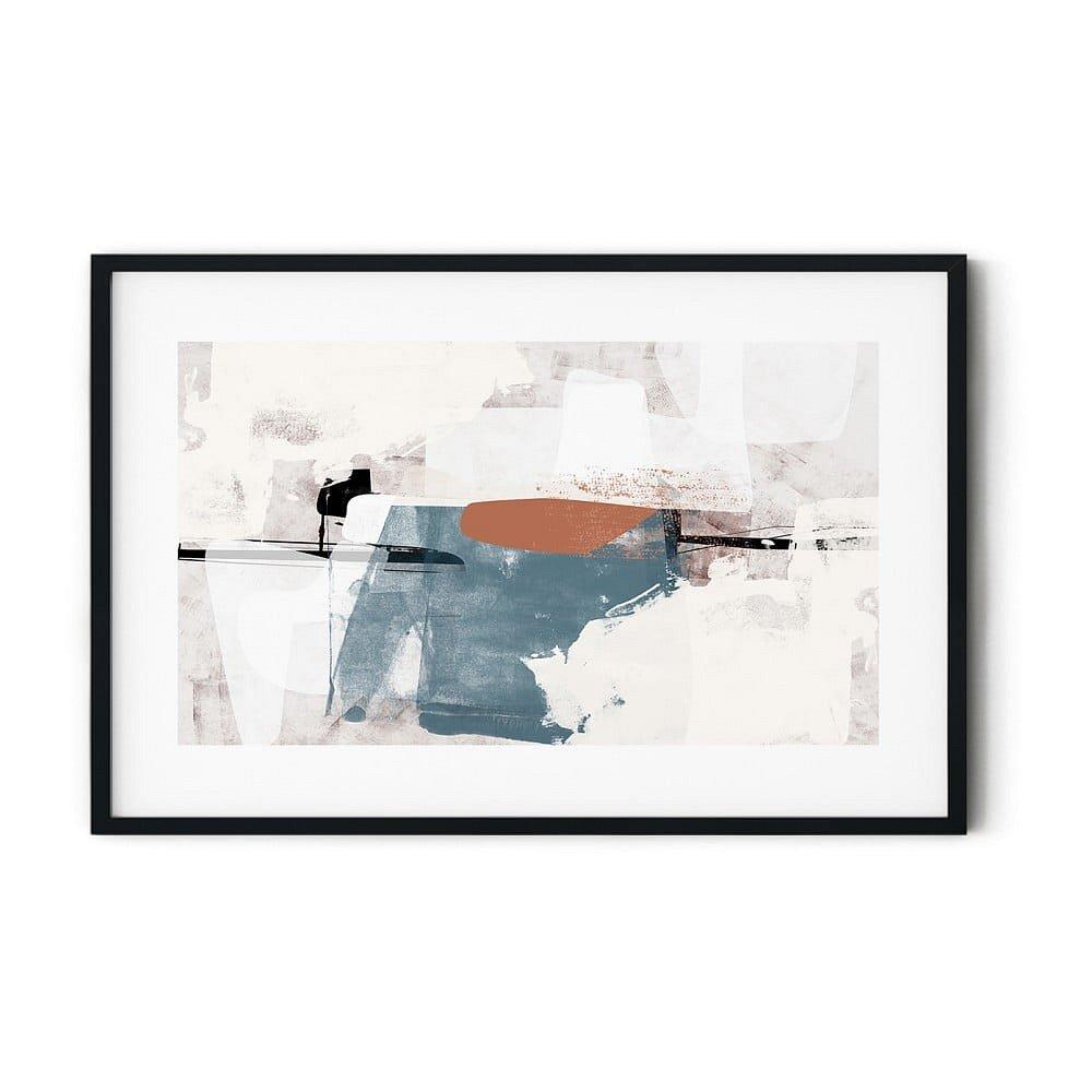 Plakát v rámu Insigne Whitney,72x46cm