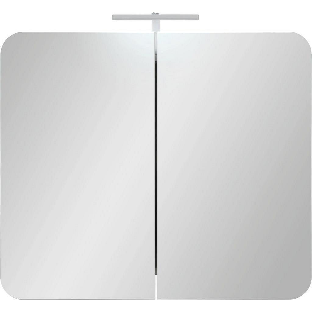 Skříňka Se Zrcadlem Linate