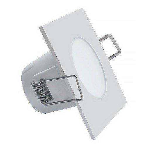 Svítidlo LED Greenlux Bono-S, 3000K, 5W, IP65 bílá