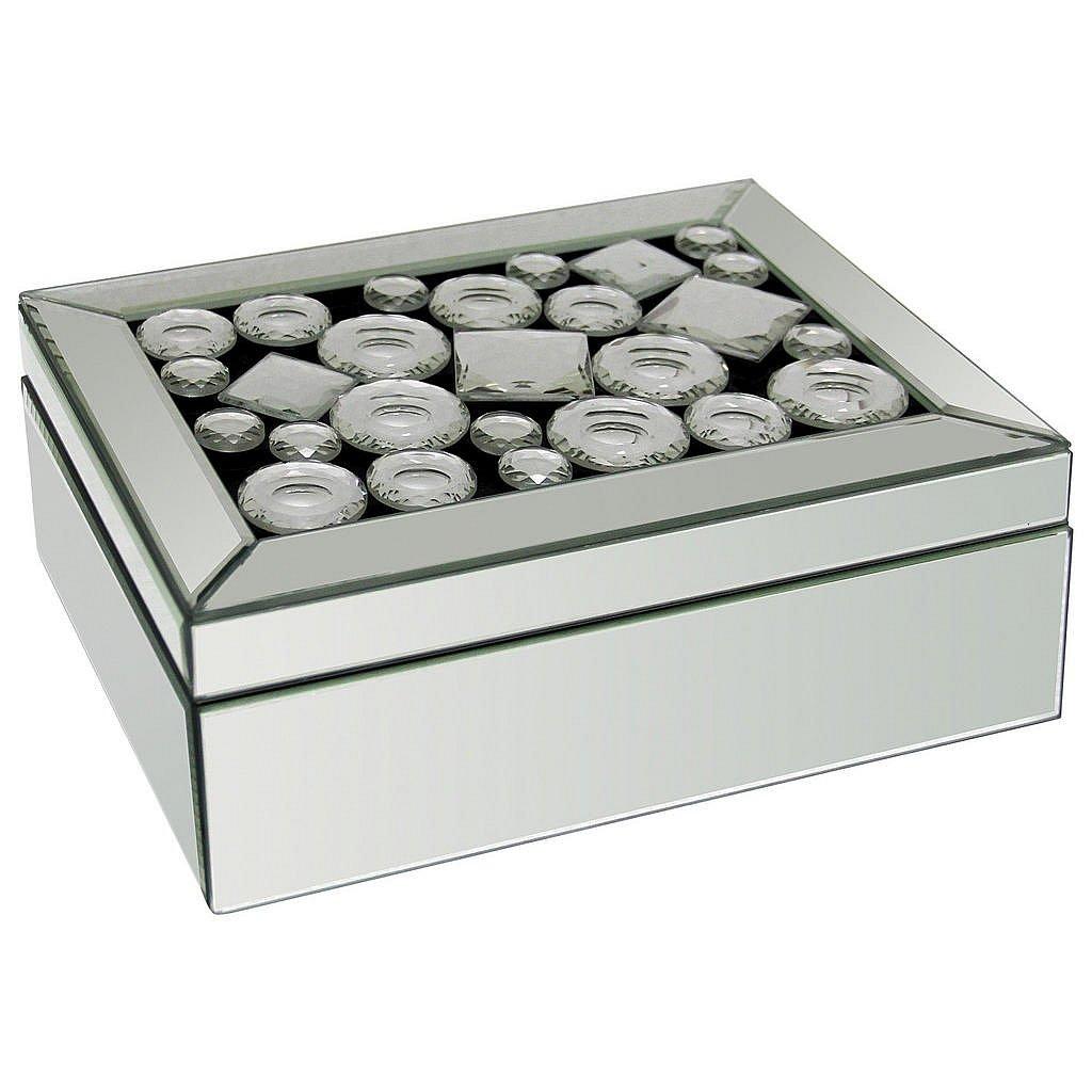 Ambia Home Šperkovnice - Krabičky na šperky - 0089370184